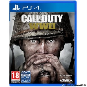 Call of Duty: WWII  PS4 XBOX ONE
