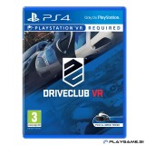 Driveclub PSVR PS4 VR