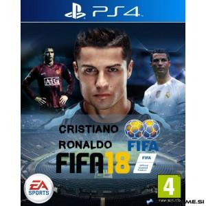 FIFA 18 PS3 PS4 XBOX 360 XBOX ONE