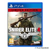 Sniper Elite 4  LIMITED EDITION PS4 XBOX ONE