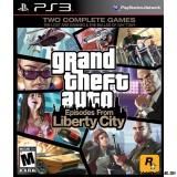 GRAND THEFT AUTO  EPISODES FROM THE LIBERTY CITY PS3