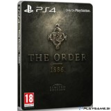 PS4 The Order 1886 Limited Edition