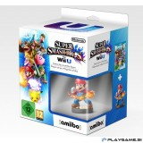 Super Smash Bros Wii U WITH Mario Amiibo Character