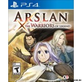 ARSLAN: THE WARRIORS OF LEGEND PS4 XBOX ONE