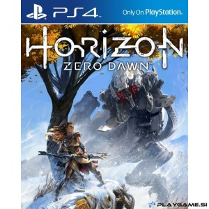 Horizon:Zero Dawn  PS4 PS4 exclusive