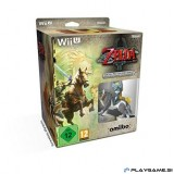 THE LEGEND OF ZELDA : TWILIGHT PRINCESS HD + WOLFLINK AMIIBO WIIU