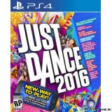 JUST DANCE 2016 XBOX ONE PS3 PS4 WII WII U