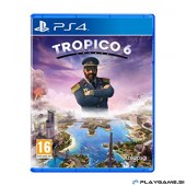 Tropico 6 PS4/Xbox One