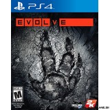 Evolve PS4 Rabljena