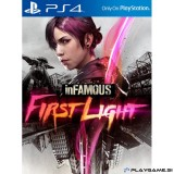 Infamous First Light PS4 Rabljen