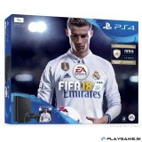 PlayStation 4 (PS4) Slim 500GB+FIFA18+PlayGame paket 5x PS4 igre+36 MESEČNA GARANCIJA