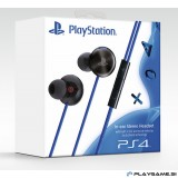 Slušalke PS4 SONY IN-EAR STEREO HEADSET