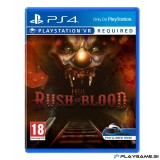 Until Dawn: Rush of Blood PSVR PS4 VR