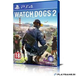 Watch Dogs 2 PS4 xbox one