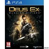 Deus Ex: Mankind Divided  PS4 XBOX ONE