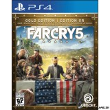 Far Cry 5 Gold Edition PS4