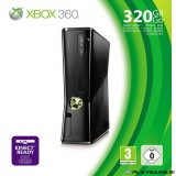 Xbox 360 Slim 320GB original Rabljen