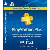 PlayStation Plus PSN+ 90 dni  ALI 365DNI (SLO)