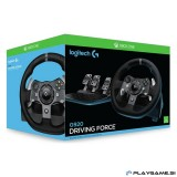 Logitech G920 Driving Force XBOX ONE PC