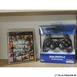 GTA 5 Grand Theft Auto 5 PS3 NOVO in NOV PS3 Dualshock kompatabilni plošček novo AKCIJA