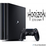 PS4 1TB PRO MODEL 36 MESEČNA GARANCIJA + IGRA HORIZON:ZERO DAWN PS4 PS4 EXCLUSIVE