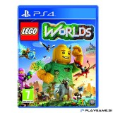 Lego Worlds  PS4 XBOX ONE