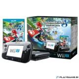 Nintendo Wii U Premium 32GB črn + Mario Kart 8