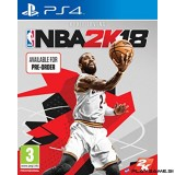 NBA 2K18 PS4 XBOX ONE