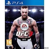 UFC 3 PS4