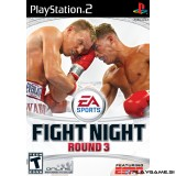 EA Sports Fight Night Round 3 PS2