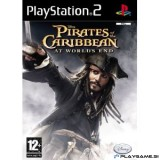 Disney - Pirates of the Caribbean At Worlds End PS2