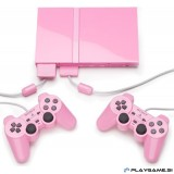 PS TWO PS2 Scph 90004, PINK barve