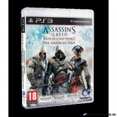 Assassin's Creed : Birth of the New World The American Saga PS3