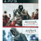 ASSASSIN'S CREED II Game of the Year Edition+ASSASSIN'S CREED PS3