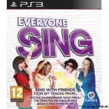Everyone Sing PS3