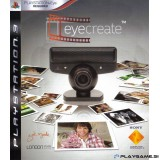 EyeCreate PS3+PS3 EYE TOY KAMERA