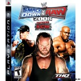 WWE SmackDown vs Raw PS3 2008,09,2010,2011,2012,2013