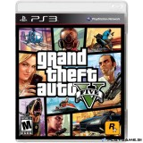 Grand Theft Auto 5 PS3 GTA 5