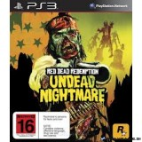 RED DEAD REDEMPTION UNDEAD NIGHTMARE PS3 ANG