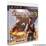 UNCHARTED 3: DRAKE'S DECEPTION PS3 ANG