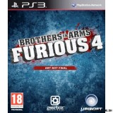 Brothers in Arms Furious 4 PS3