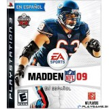 Madden NFL 09 PS3