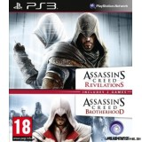 Assassin's  Revelations in Brotherhood  PS3