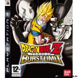 Dragon Ball Z: Burst Limit Game PS3