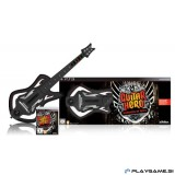 Guitar Hero: Warriors of Rock PS3 KITARA+IGRA