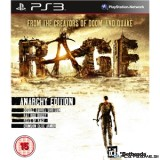 Rage Anarchy Edition Game  PS3