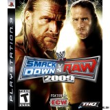 WWE SmackDown! vs. RAW 2009  PS3