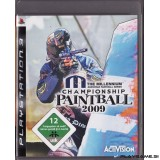 Millennium Championship Paintaball 2009 PS3