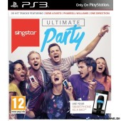 Singstar Ultimate Party PS3
