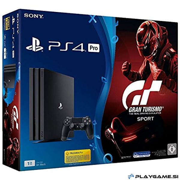 playstation 4 pro 1tb ps4 pro 1tb gran turismo sport gt sport. Black Bedroom Furniture Sets. Home Design Ideas